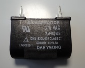 3H01487G (Конденсатор 2UF 370/400V 50HZ 27MM 38.3MM BOX 1-1 250)